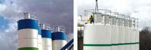 silo venting filter